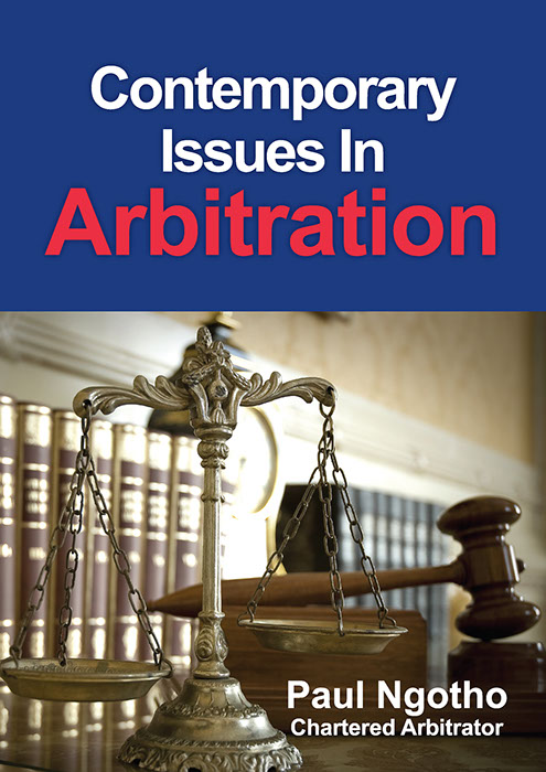 Ngotho Chartered Arbitrator