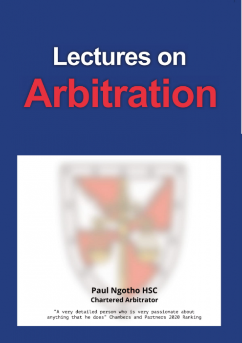 Lectures In Arbitration front