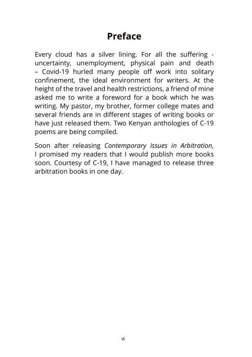 Treatise in International Arbitration book part-1