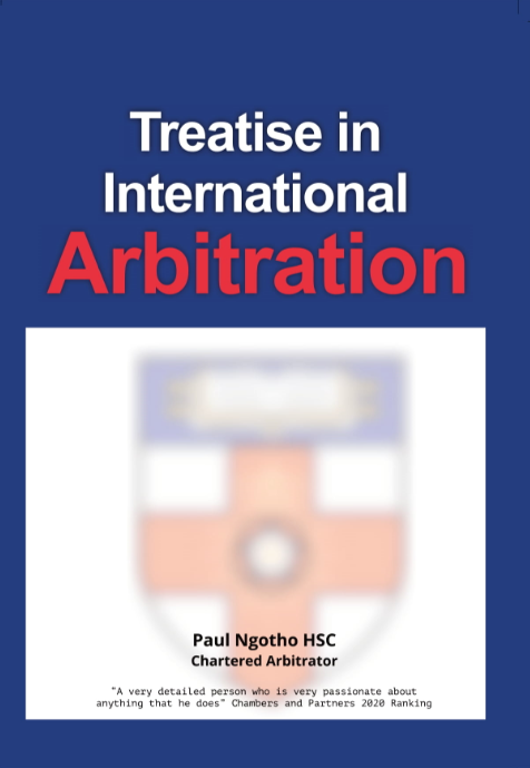 Treatise in International Arbitration front